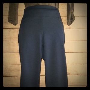 Attyre Navy Dress Pants